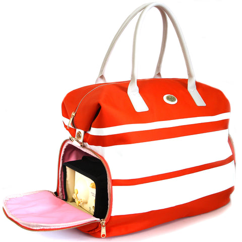 Kaylaa Premium Breast Pump Bag (Rosy Weekend)