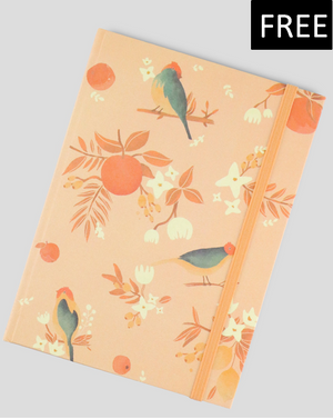 FREE SEASONAL COLLECTION HARDCOVER NOTEBOOK GIFT SET [FREE]