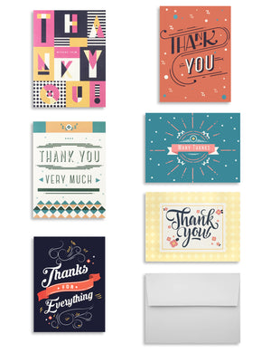 Miliko Thank You Card Set - Miliko