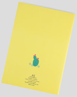 Miliko A5 Color Series 2 Softcover Journals Set (Cactus)