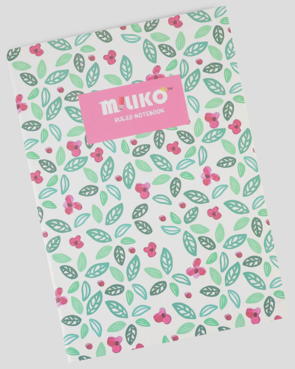 Miliko A5 Color Series 2 Softcover Journals Set (Flower)