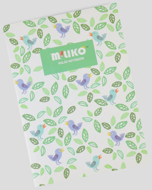 Miliko A5 Color Series 2 Softcover Journals Set (Leaf)