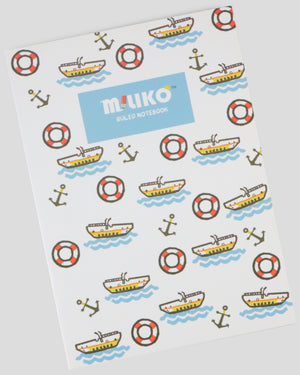 Miliko A5 Color Series 2 Softcover Journals Set (Ship)