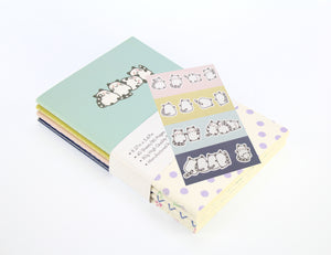 Miliko A5 Kitty Series Softcover Notebook - Miliko