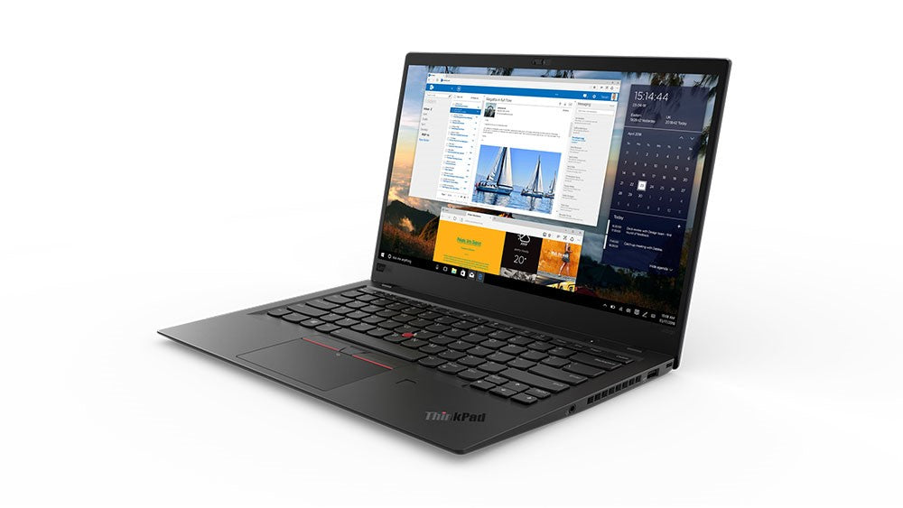 Review: Lenovo ThinkPad X1 Carbon 6th Gen Ultrabook — The Trailing Edge