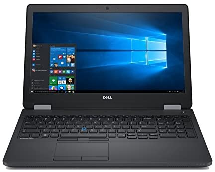 "Dell Latitude E5570 Notebook, Intel Core-i5 6440HQ 2.6 to 3.5Ghz , 16Gb DDR4 Ram, 500Gb HDD, GbEthernet, WiFi AC, 15.6"" Wide Screen , Intel HD Graphics 530, WebCam, Windows 10 Home -- 3 Year TTE.CA  Hardware Warranty -- 30 Day Battery Warranty"