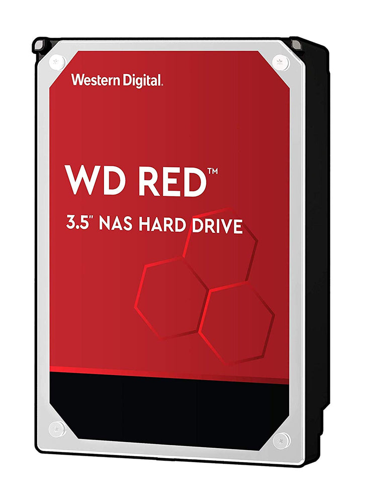 "WD Red 2TB NAS Internal Hard Drive - 5400 RPM Class, SATA 6 GB/S, 256MB Cache, 3.5"" - WD20EFAX"