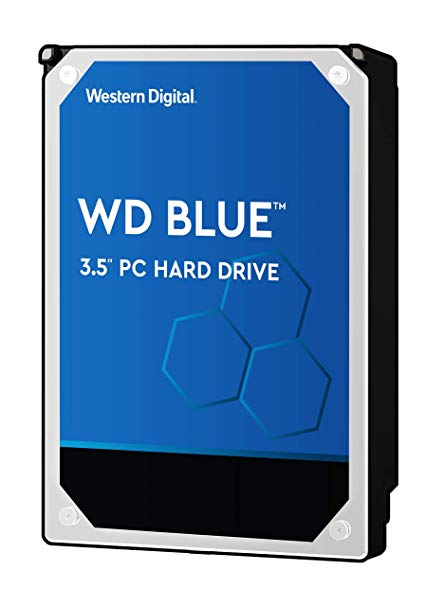 WD Blue 500Gb SATA 6Gb/s, 32MB Cache, 7200Rpm --  3 Year WD Warranty