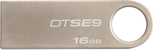 16GB USB 2.0 DataTraveler SE9 (Metal casing) -- 5 Year Kingston Warranty