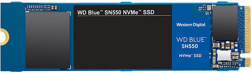 1TB WD Blue SN550 NVMe SSD Gen 3 PCIe M.2 2280, 5 Years Warranty