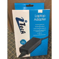HP Compatible Laptop Adaptor 90Watt, 19.5 Volt, 4.62A, with 4.5mm x 3.0mm  Blue Tip- 1 Year  TTE.CA Limited Warranty