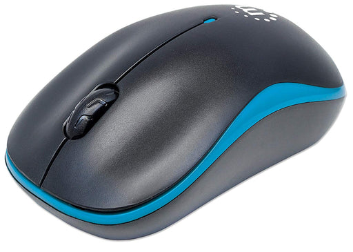 Manhattan Success Wireless Optical Mouse