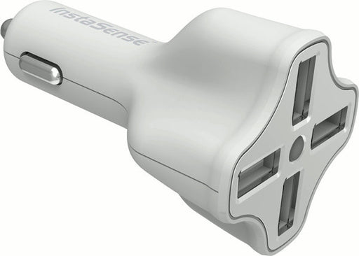 Digipower Car Charger 6.2amp InstaSense 4 Port USB Hub