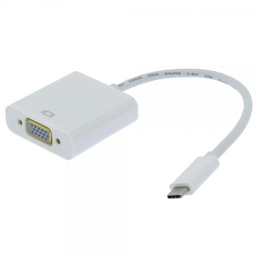 USB 3.1 Type C to VGA Adapter