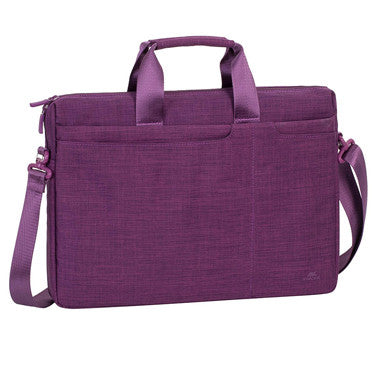 Rivacase 15.6in Laptop Bag Biscayne Purple 8335