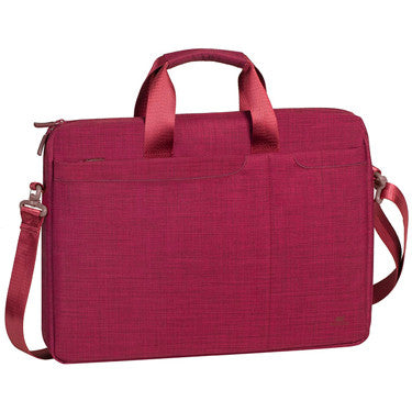 Rivacase 15.6in Laptop Bag Biscayne Red 8335