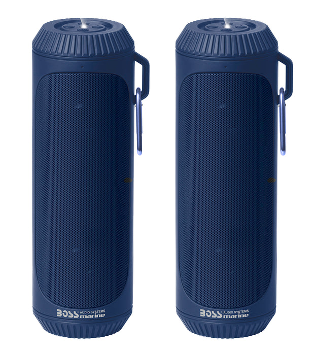 Boss Audio - Bolt Waterproof Bluetooth Speaker Set