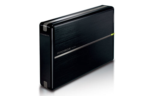 Mediasonic ProBox 3.5' SATA 3 6.0 Gbps Hard Drive Enclosure with USB3.0 -- 1 Year MediaSonic Warranty -- 30 Day TTE.CA Warranty