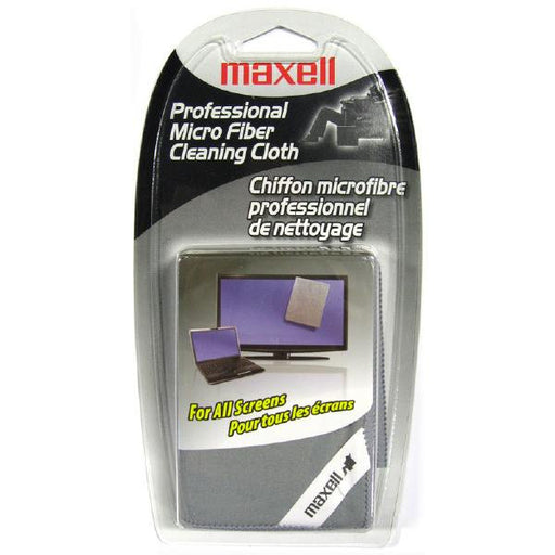 Maxell Professional Micro Fiber Cleaning Cloth
