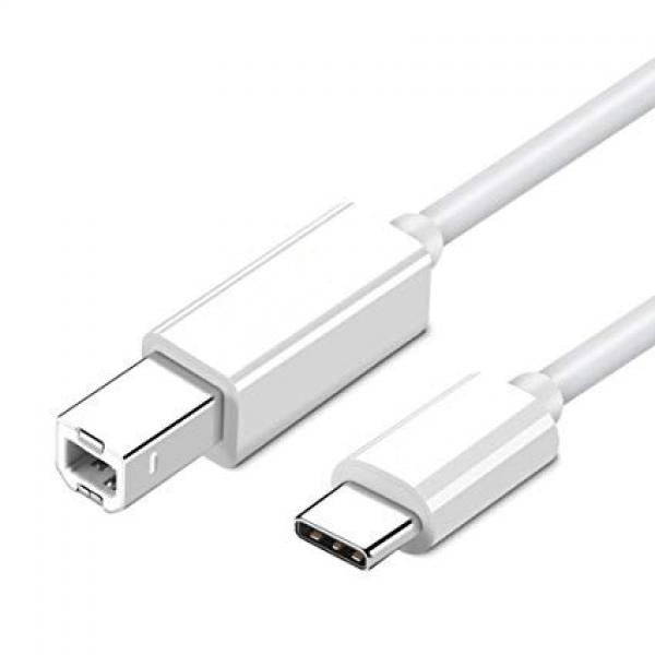 Belkin 3' USB2 Cable - Type C Male to USB B Male