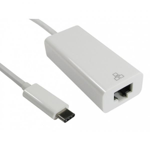 USB 3.1 Type C to CAT5e Ethernet Adapter