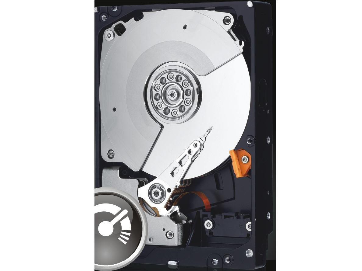WD Black 500GB Performance Desktop Hard Disk Drive - 7200 RPM SATA 6Gb/s 64MB Cache 3.5 Inch --  5 Year WD Warranty