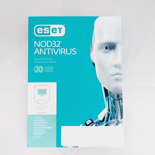 Eset NOD32 AntiVirus  V11  1-Year  1-User (Biligual)