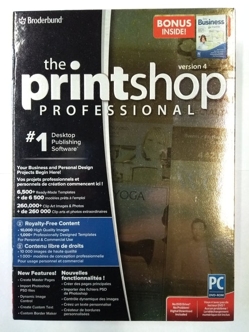 Print Shop Professional 4