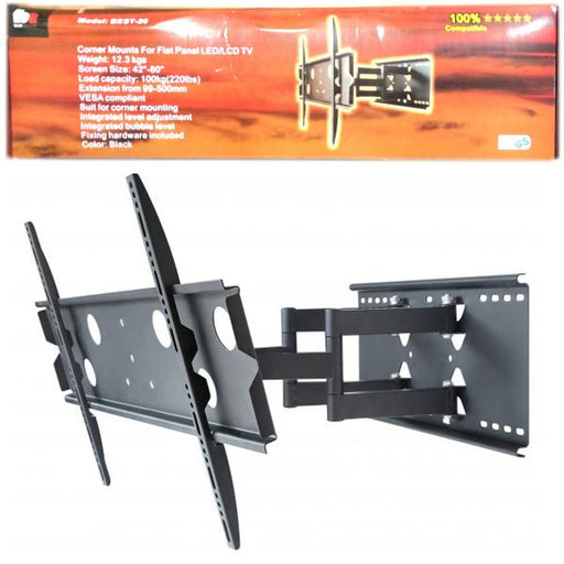"42""-80"" Full Motion LCD/Plasma TV Wall Mount"