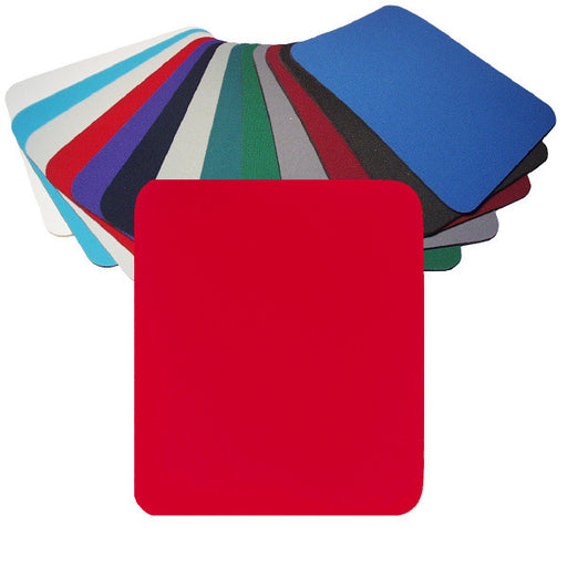 Superior TechCraft Non-Slip Mouse Pads- Assorted Colours