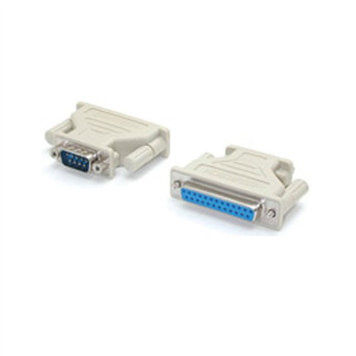 Adapter DB9M to DB25F