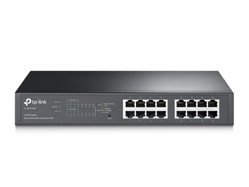 TP-Link SG1016PE 16-Port Gigabit Desktop