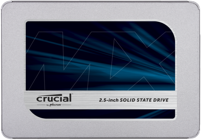 "Crucial MX500 1TB 2.5"" Solid State Drive"