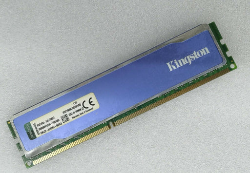 8Gb DDR3 DIMM Kingston Hyper X -- 1 Year TTE.CA Warranty