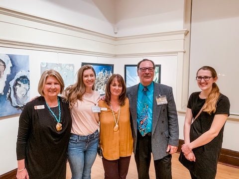 Virginia Beach Artists, Ocean Lovers Featured in Suffolk Exhibit