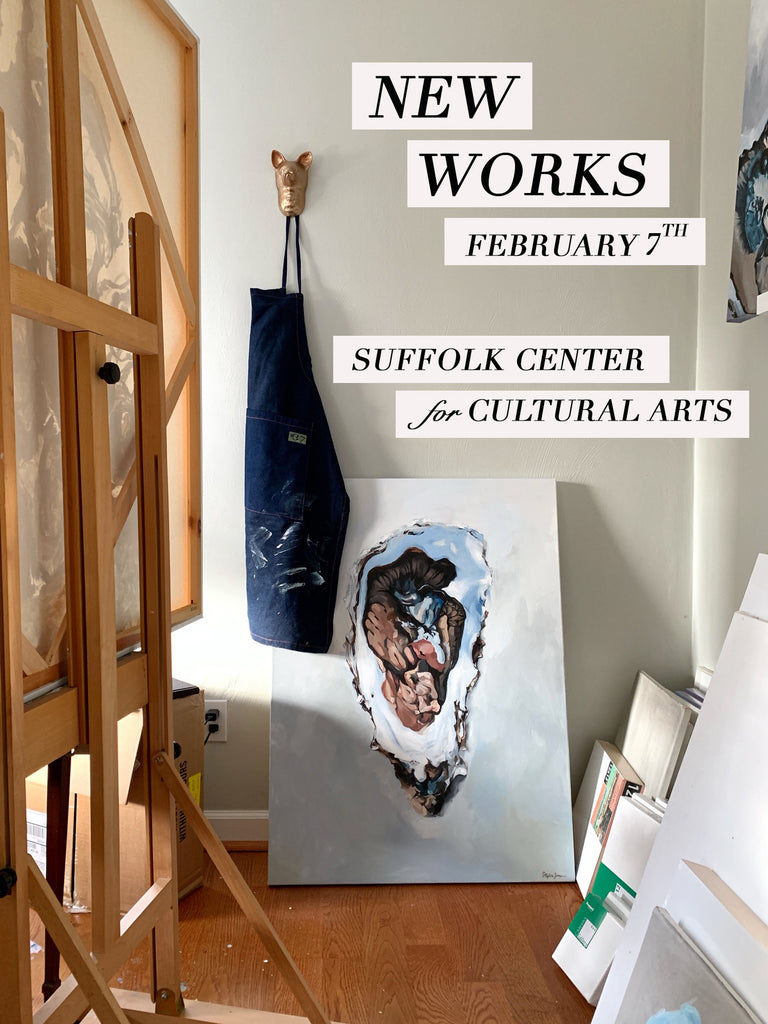 Coastal Conversation: New Gallery Show at the Suffolk Center for Cultural Arts, Feb-March 2019