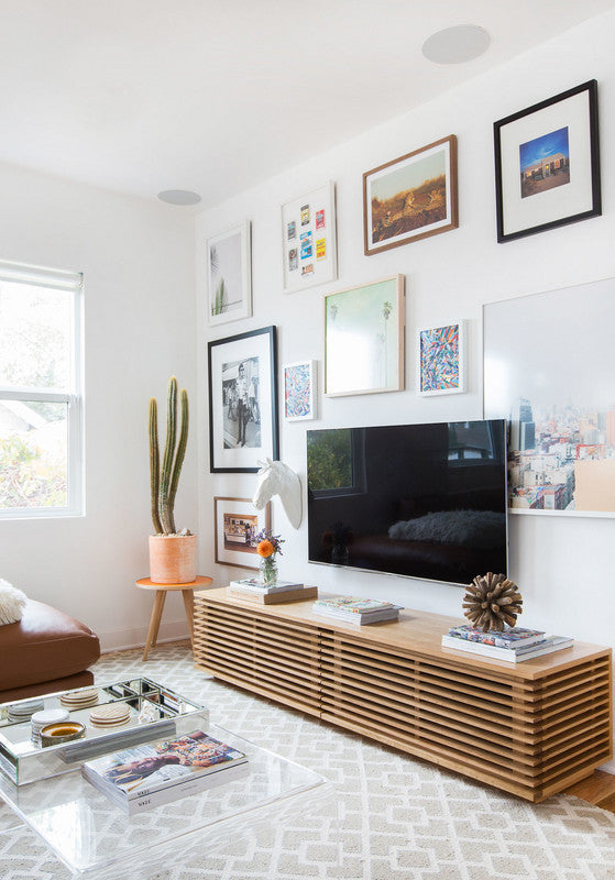 How to Hang the Perfect Gallery Wall