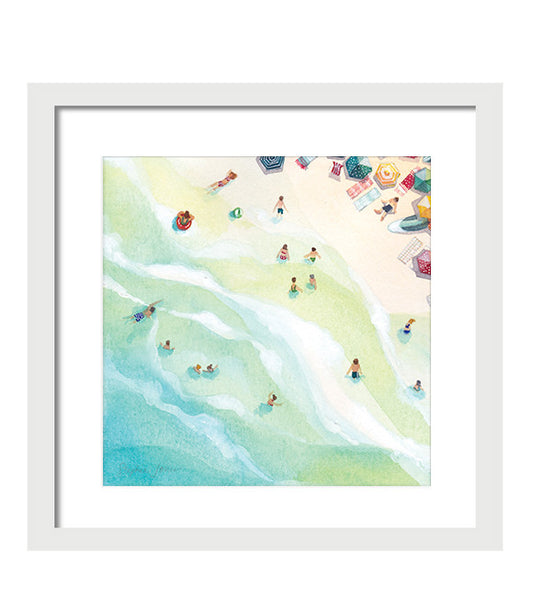 Beach Daze Prints