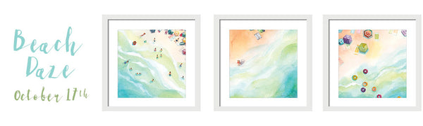 Beach Daze Awash Collection by Stephie Jones
