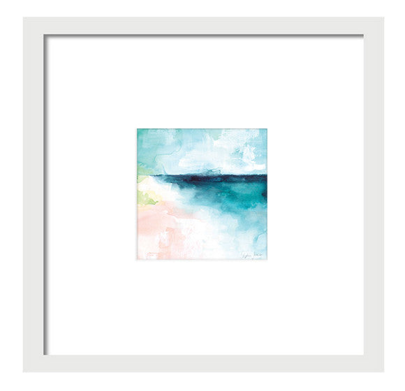 All is Calm, Original Painting painting by Virginia Beach Artist Stephie Jones