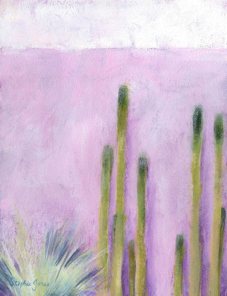 Painted Desert painting by Virginia Beach Artist Stephie Jones