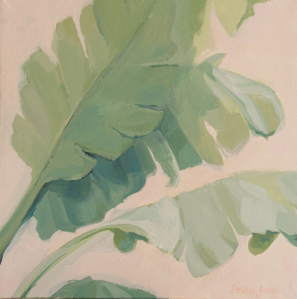 Sway, Original Painting painting by Virginia Beach Artist Stephie Jones