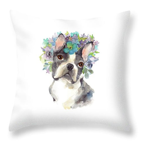 Throw Pillow - Amazing Gracie