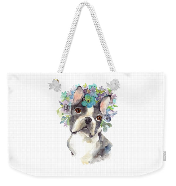 Weekender Tote Bag - Amazing Gracie