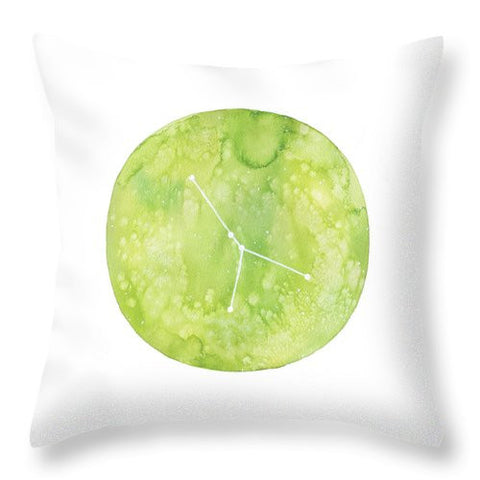 Throw Pillow - Cancer