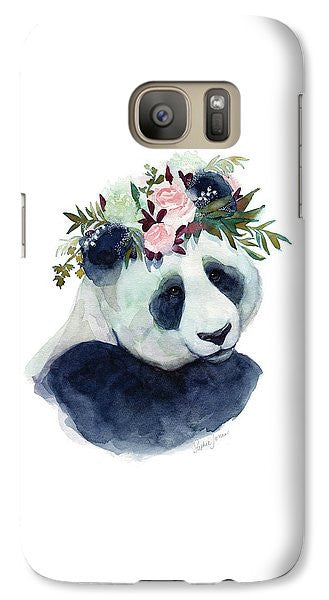 Phone Case - Cherry Blossom painting by Virginia Beach Artist Stephie Jones