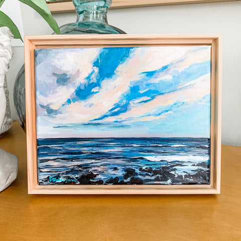 Made to Last, Original Painting painting by Virginia Beach Artist Stephie Jones