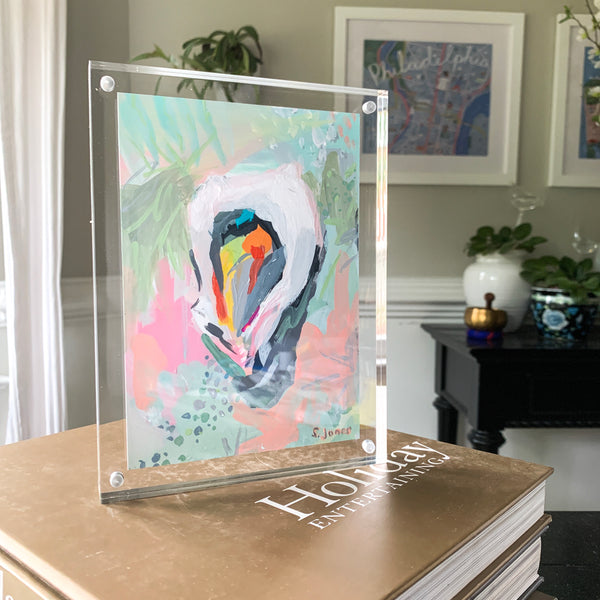 Wildling, Original Painting painting by Virginia Beach Artist Stephie Jones