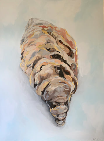 Answer, Original Painting painting by Virginia Beach Artist Stephie Jones