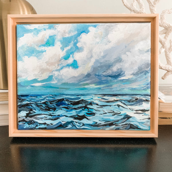 Well Dreamt, Original Painting painting by Virginia Beach Artist Stephie Jones